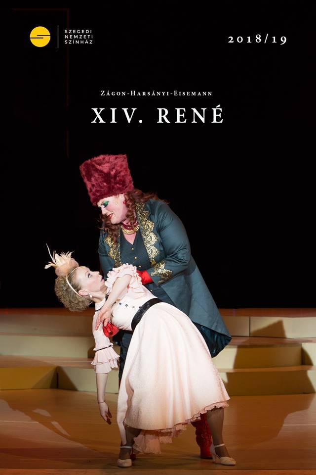XIV. René